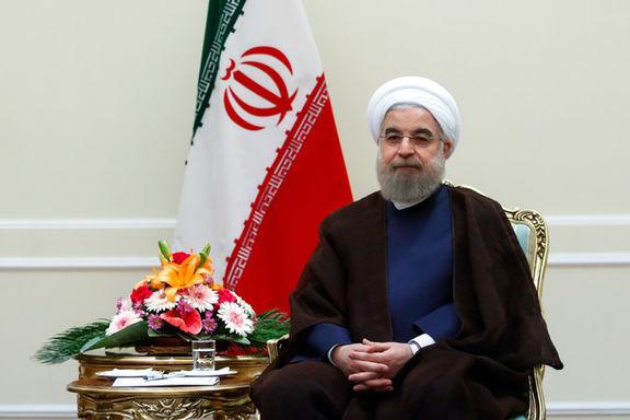 روحانی: از فعالیت در بخشهای مختلف اقتصادی ایران استقبال میکنیم