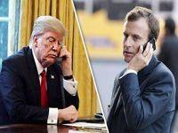 ماکرون محتوای تماسهایش با ترامپ را به سوسیس تشبیه کرد!