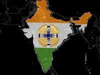 تعطیلی اجباری بازارهای هند به روش پلیس این کشور! +فیلم