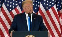 ترامپ: کاخ سفید را ترک میکنم