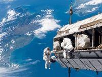 ایستگاه بینالمللی فضایی در آستانه تعطیلی قرار گرفت