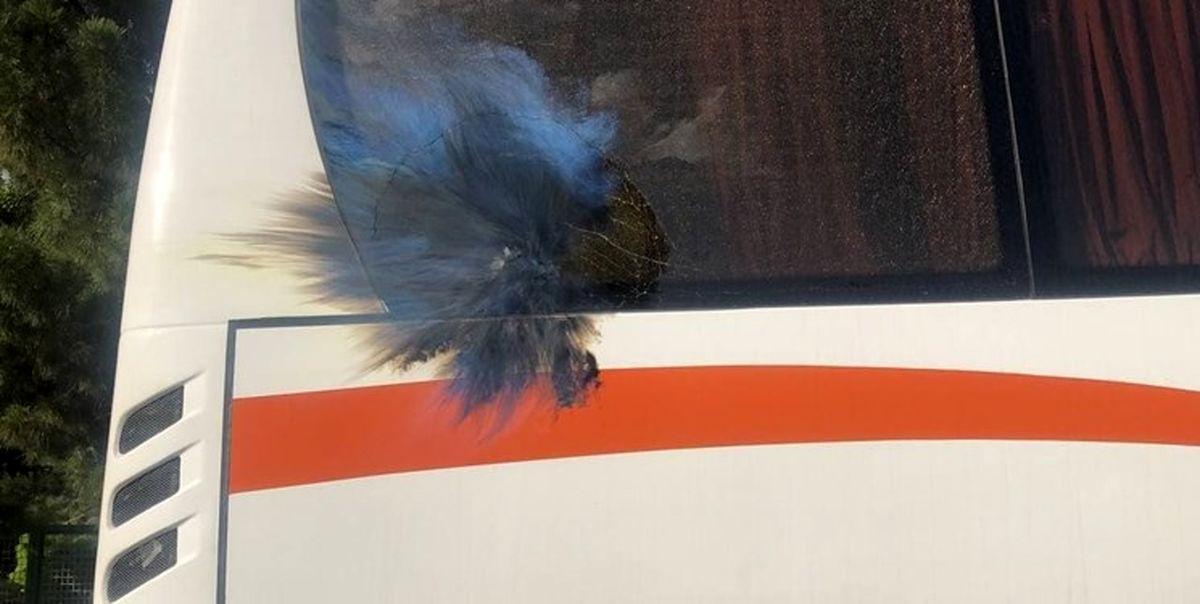 پرتاب کنندگان نارنجک به سمت اتوبوس پرسپولیس دستگیر شدند