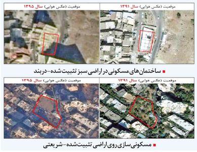 ۱۰ خط قرمزی که توسعه تهران از آن رد شد