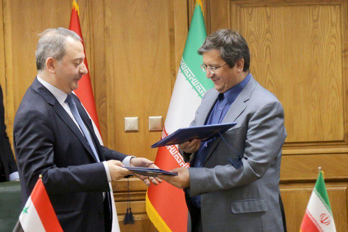 روابط بانکی ایران و سوریه در فاز اجرایی قرار گرفت/ راه اندازی سیستم سپام بین بانکهای دو کشور
