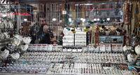 از دُر نجف تا عقیق یمن  در بازار انگشتر شهر ری