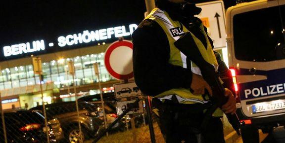 تعطیلی فرودگاه برلین در پی یافت شدن بمب عملنکرده