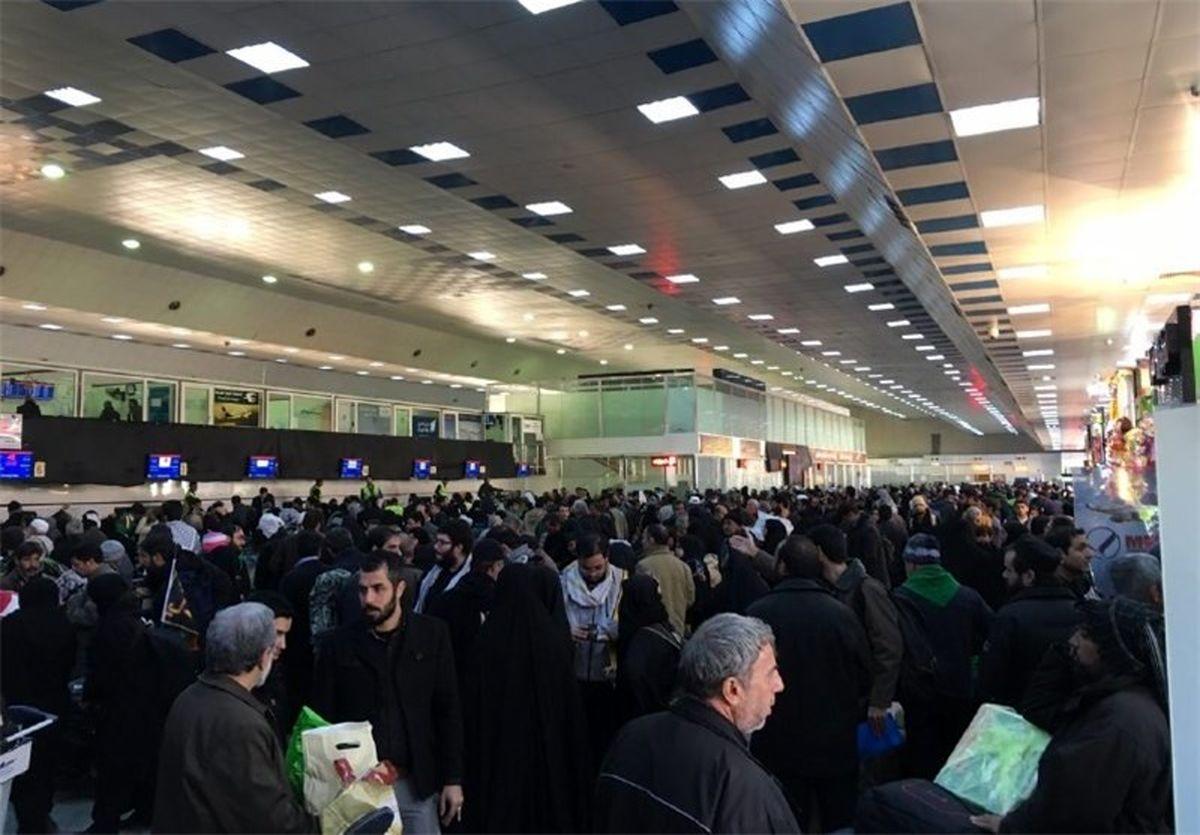 زائران ایرانی و ماجرای ۱۰دلار عوارض فرودگاه نجف