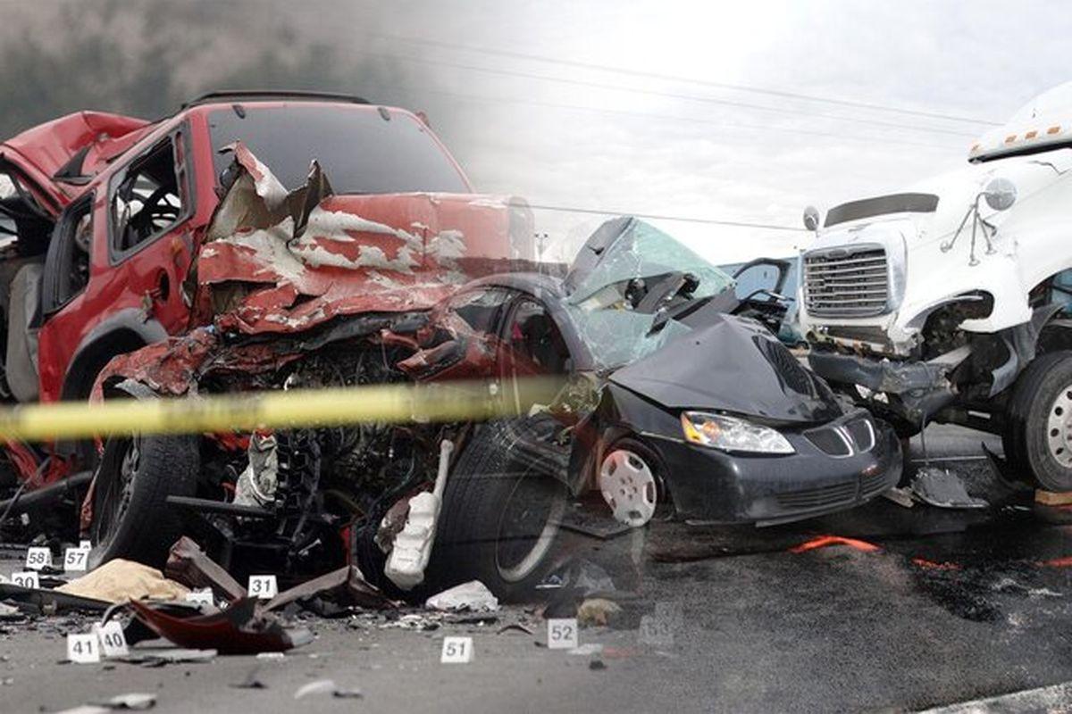 بیشترین قربانیان تصادفات متعلق به کدام کشورهاست؟