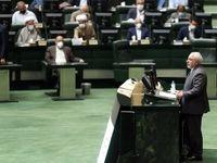 ناراحتی ظریف از کنایههای نمایندگان مجلس به وی +فیلم