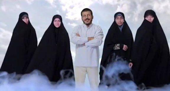 چند همسری؛ بابا سوپرمَن، اسپایدرمَن، 4زنهمَن! +عکس