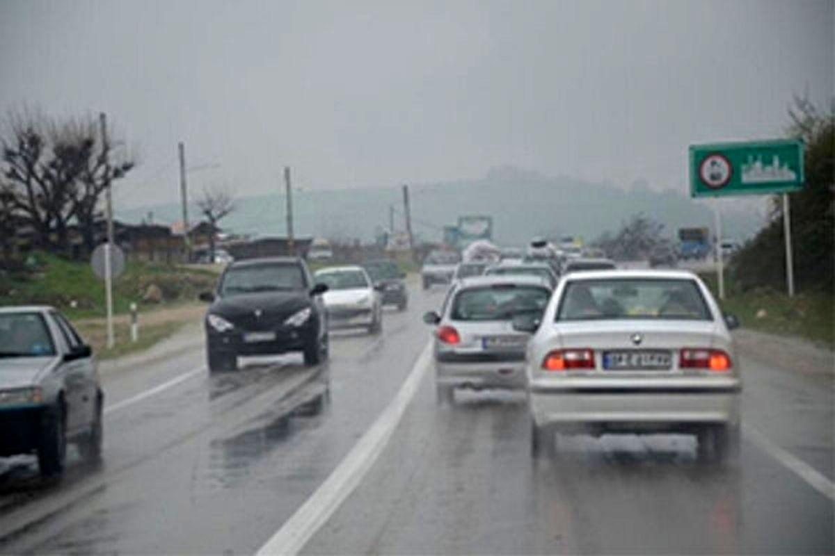 تردد در جادهها ۳.۳درصد کم شد