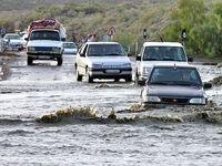 کدام جادهها به سبب طغیان رودخانهها مسدود است؟
