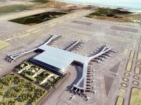 بزرگترین فرودگاه جهان در استانبول ترکیه +فیلم