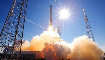 پرتاب ناموفق ماهواره فضایی توسط چین
