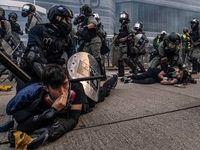 اعتراض هنگکنگ به گزارش حقوق بشری آمریکا