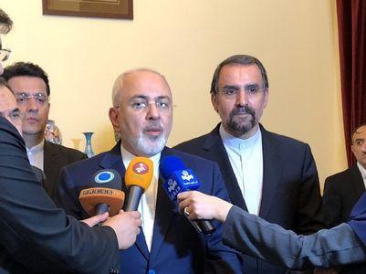 ظریف: هدف از مذاکرات دریافت تضمین است