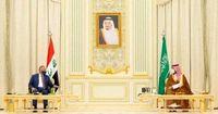 همکاری عربستان و عراق با امضای چند توافقنامه افزایش یافت