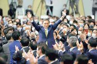«یوشیهیده سوگا» نخست وزیر جدید ژاپن شد