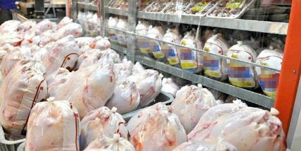 مرغ با ارز نیمایی و آزاد چند تمام میشود؟/ هر کیلو مرغ 30 تا 40هزار تومان