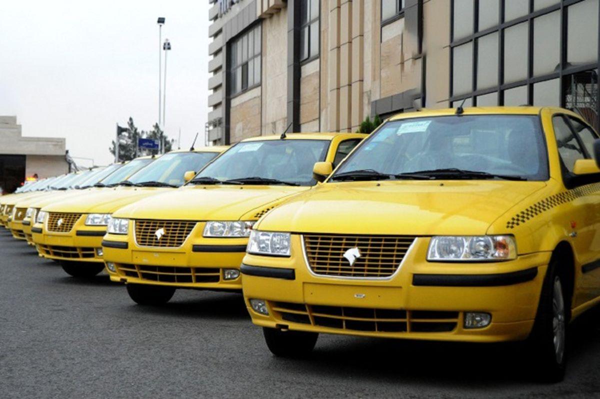 پروانه تاکسی رانندگانی که واکسن نزنند، تمدید نمی شود