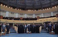 رئیس جمهور در نشست زنان مدیر و فرهیخته +عکس