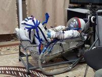 صندلی عجیبی برای سفر به فضا! +تصاویر