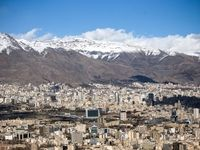 تهران سردتر میشود
