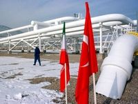 پاسخ وزارتنفت به اظهارات درباره صادرات گاز به ترکیه