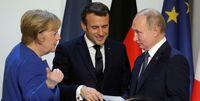 پوتین و ماکرون خواستار ادامه مذاکرات برجام شدند
