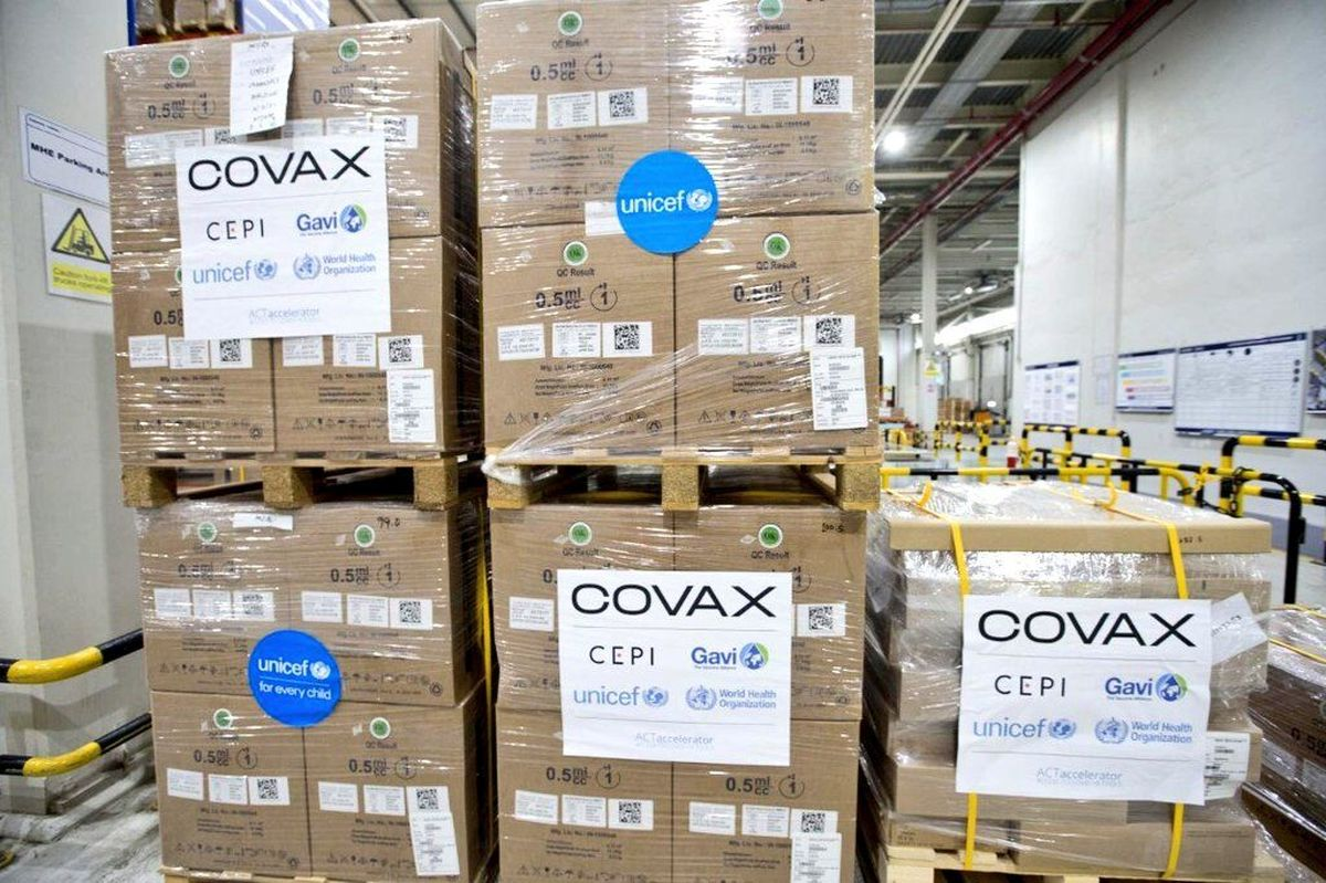 جزییات ورود نخستین محموله واکسن کرونا از سبد کوواکس