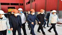 قدردانی معاون هماهنگی امور اقتصادی و توسعه منطقهای وزارت کشور از فولاد مبارکه