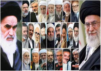 مقامات ارشد ایران اهل کجا هستند؟