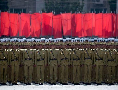 داراییهای ارتش کره شمالی +اینفوگرافیک