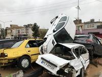 مقصر اصلی حادثه سیل دروازه قرآن شیراز معرفی شد