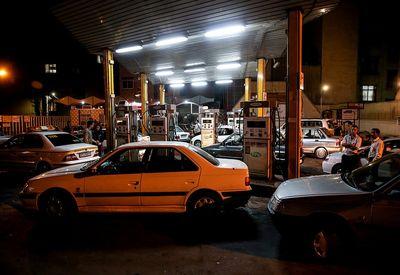 زلزله رکورد مصرف بنزین را در تهران شکست