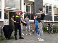 هجوم فردی تبر به دست به سمت نیروهای پلیس هلند