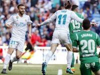 ناکامی عجیب رئال مادرید در لالیگا
