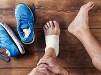 13نسخه طبیعی برای درمان پای ورزشکار با جوش شیرین