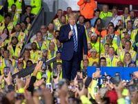 دریافت اضافه کار به شرط حضور در کمپین انتخاباتی ترامپ