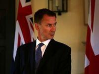 سخنان تند وزیر خارجه انگلیس علیه ایران