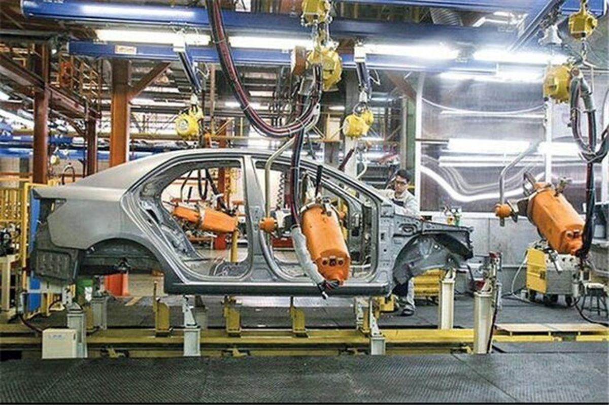 کوچ نقدینگی از بازار به تولید خودرو