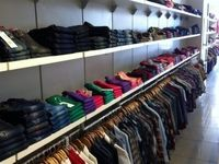 پلمب ۱۱۰ فروشگاه قاچاق پوشاک تا روز دوشنبه