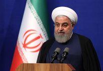 روحانی: ترامپ گفته بود تا ۳ماه، دیگر جمهوری اسلامی نخواهد بود +فیلم