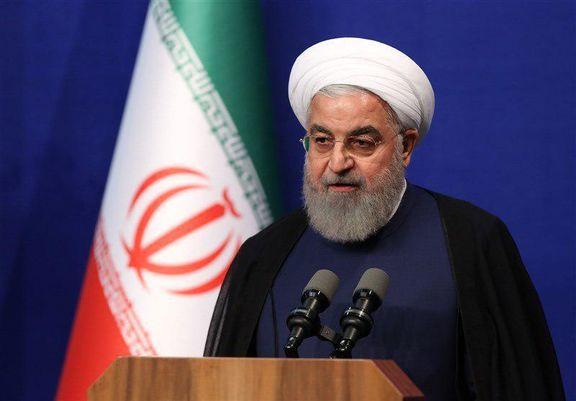 روحانی: رسانهها، واقعیتها را به مردم انتقال دهند/ انتقادها واقعی باشد