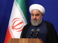 روحانی: تحولات مثبت کلیدش در اختیار واشنگتن است +فیلم