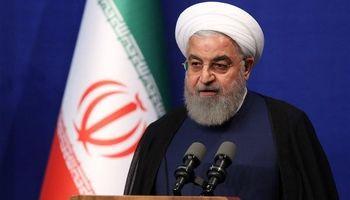 روحانی: اگر بدانم ملاقات با کسی منافع ملی را تامین میکند، دریغ نمیکنم +فیلم