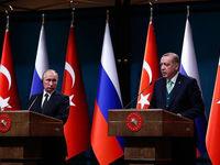 اردوغان: برای ثبات و امنیت سوریه با ایران و روسیه همکاری میکنیم