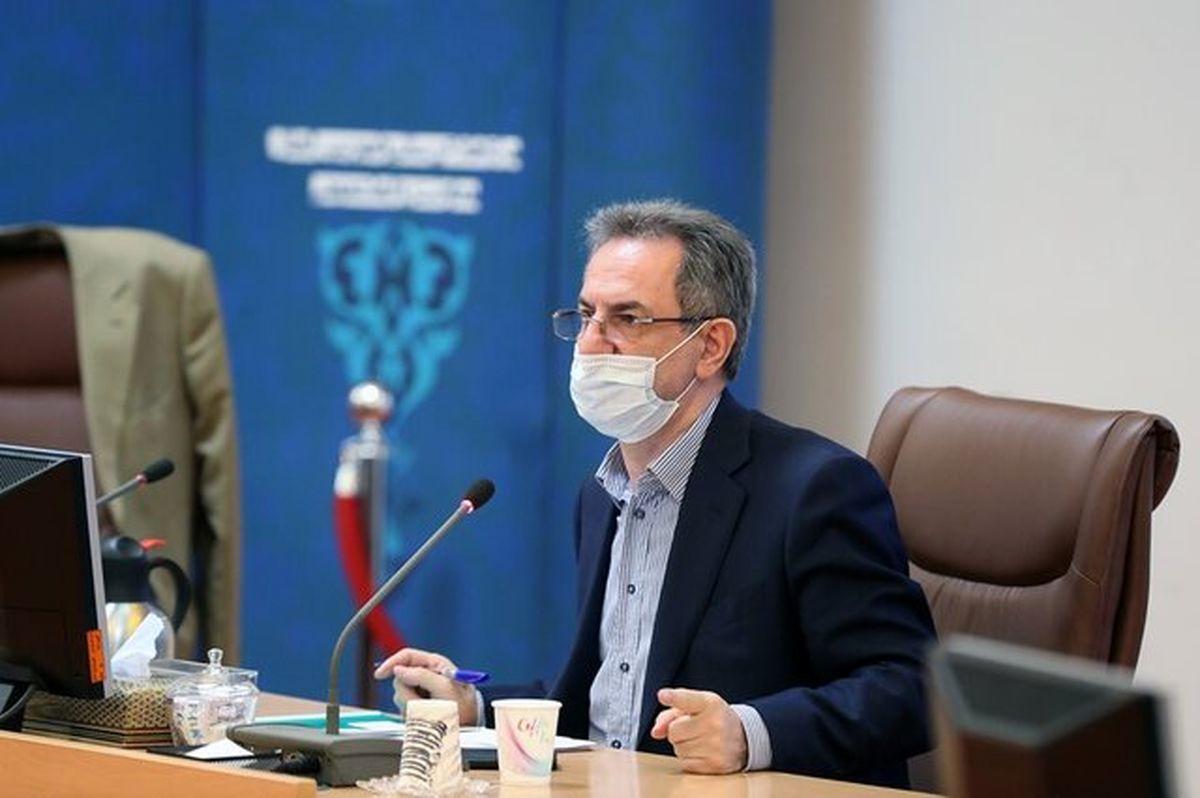 محدودیتهای تردد درون و برون شهری تهران تمدید شد