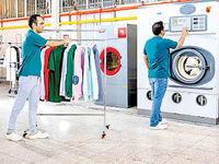 کاسبی خشکشوییها کاهش یافت