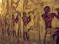 کشف مقبره ۴۴۰۰ساله مصری +تصاویر